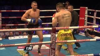 Tomas Senkyr Slovakia Vs Ibrahim El Boustati Morocco Enfusion Live #28 Zilina, Slovakia 25.04.2015