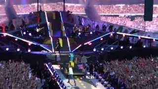 One Direction, NO CONTROL - One direction (On the road again tour - Brussels 13 june 2015)
