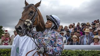 video: 'A smile that lights up the yard': How 18-year-old Goodwood star Khadijah Mellah began her journey into the record books