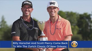 This Week In Golf: Horschel, Piercy Go Low Sunday, Win Zurich Classic