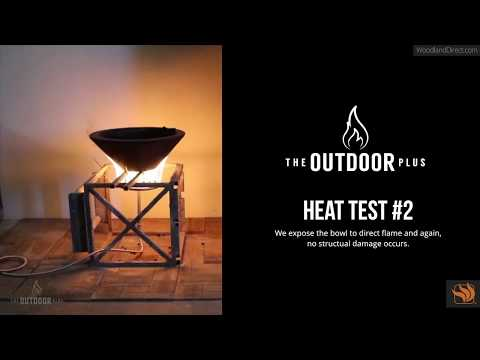 Product Durability Tests by The Outdoor Plus