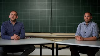 Interview mit Schüler der Bauschule
