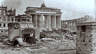 """Крупнейшее сражение мира - Взятие Берлина. """"Жители города сходили с ума от увиденного"""". 1945 г."""