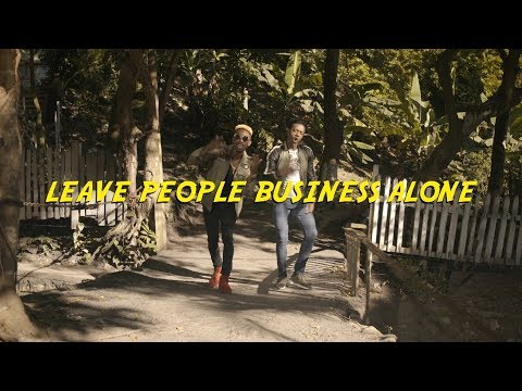 Christopher Martin & Romain Virgo – Leave People Business Alone | Official Music Video