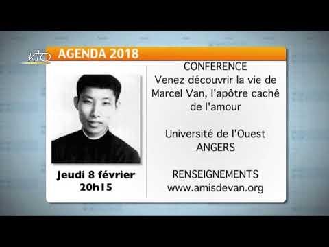 Agenda du 2 février 2018