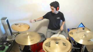 2AM Club - Faster Babe (Drum cover)