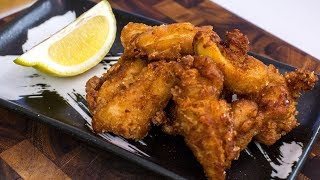 Japanese fried chicken recipe – Tori No Tatsuta Age