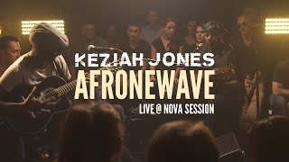 Keziah Jones -  Afronewave (Live @ Nova Session)