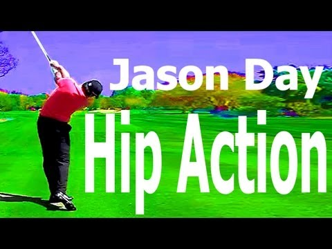 Jason Day Golf Swing: Golf Tips How to Use the Hips Stereotypes
