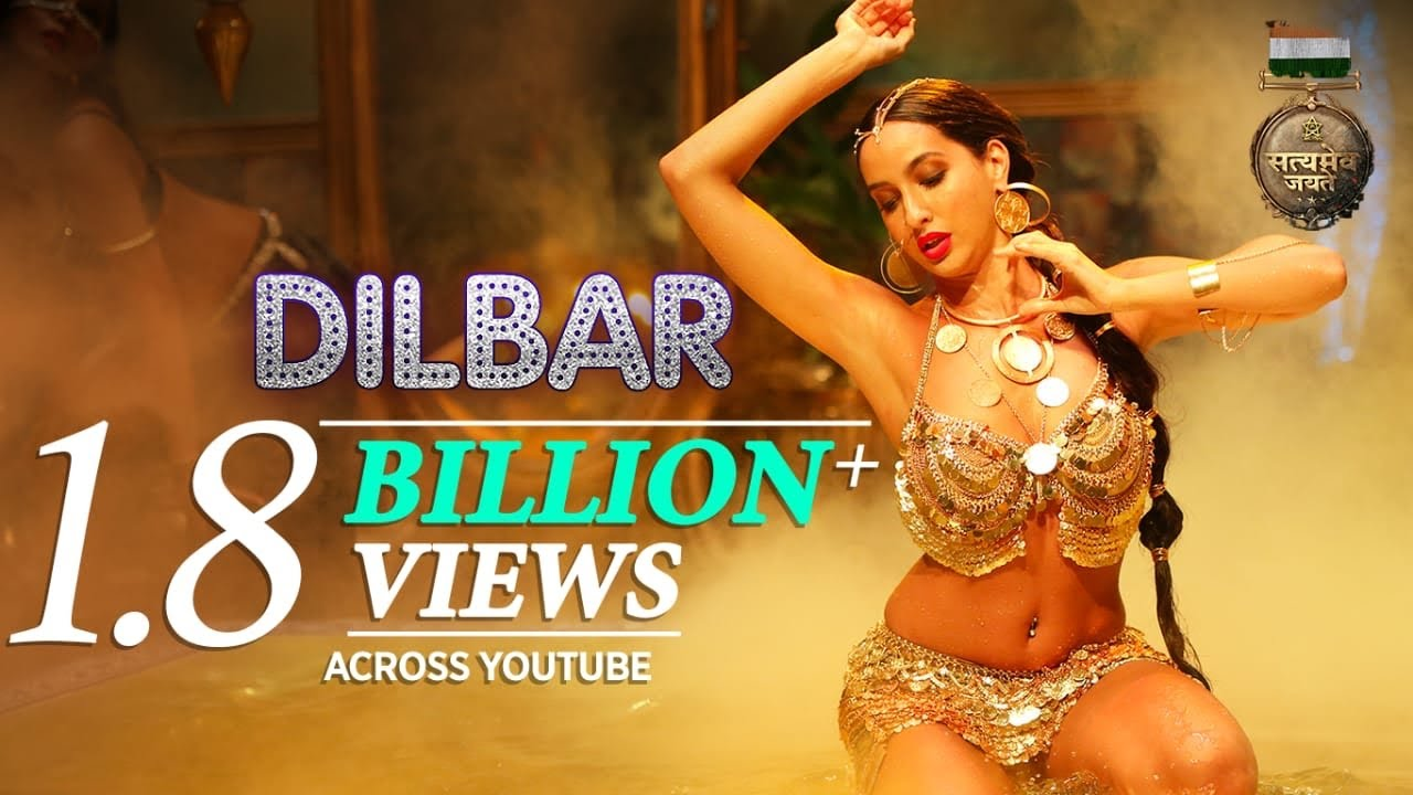 Much Awaited Dilbar Song From Satyameva Jayate Is Out, Nora Fatehi Sizzles With Her Super Hot Belly Dance