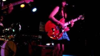 April Smith - Drop Dead Gorgeous live at Mercury Lounge NYC