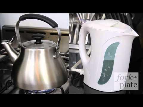 Tea Kettle vs Electric Kettle