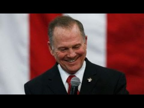 How do evangelicals reconcile faith in god with Roy Moore?