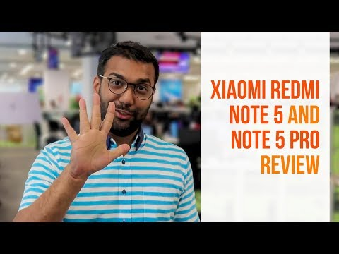 Xiaomi Redmi Note 5 and Redmi Note 5 Pro review