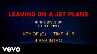 John Denver – Leaving On A Jet Plane