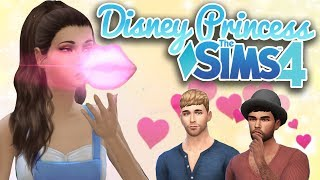 Princess Belle Needs a Man! | Ep. 17 | Sims 4 Disney Princess Challenge