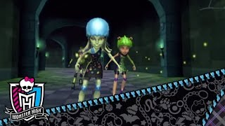 Picture of a game: Monster High: Skultimate Roller Maze