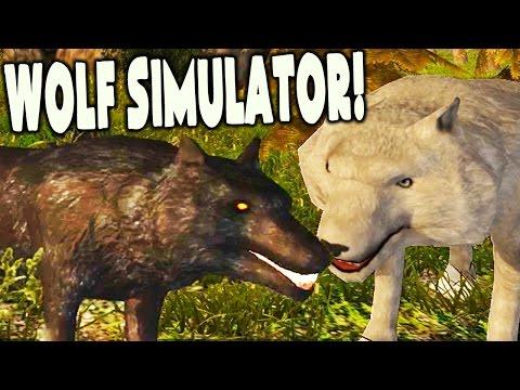 Gameplay de Wolf Simulator