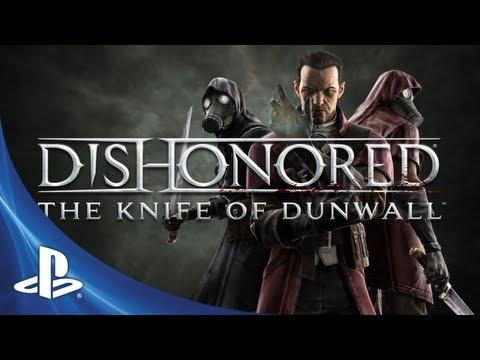 Dishonored: DLC The Knife of Dunwall je dostupné i na českém Xbox LIVE