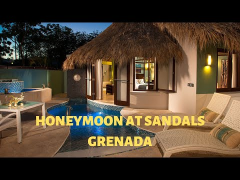 Sandals La Source Grenada Honeymoon 2018