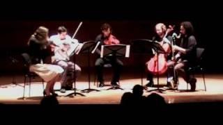 Keuris- Concertino voor basklarinet en strijkkwartet- part 1/2