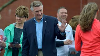 Mark Harris declares victory in North Carolina's 9th Congressional District