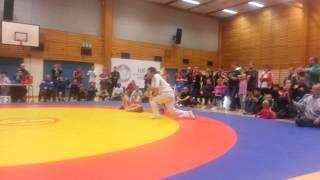 Finale i norgesmesterskapet 2013 i bryting
