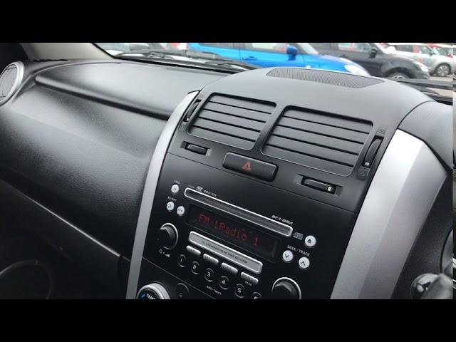 Suzuki GRAND VITARA 1.9 DDiS SZ5 5dr 2012 2