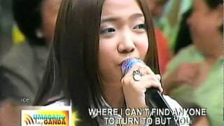 Charice on Umagang Kay Ganda — 'Always You'