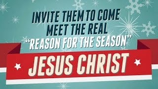 CHRISTMAS | The Reason For The Season