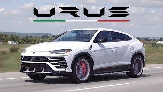 2019 Lamborghini Urus Review   Is It A Real Lamborghini? Yes