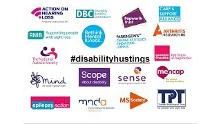 Today as part of the Disability Benefits Consortium were with over 20