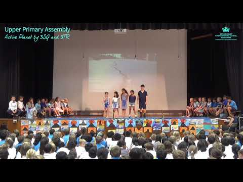 Upper Primary Assembly: Active Planet by 3SG and 3TR