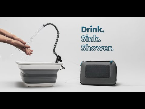 GoSun Flow: Water Purifier and Sanitation Station-GadgetAny