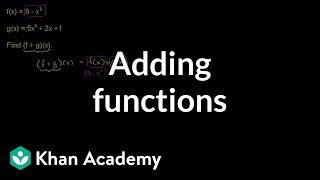 Sum of Functions