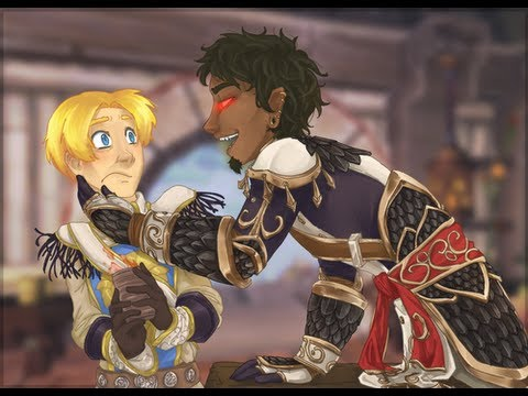 The Story of Wrathion