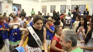 Miss Universe 2013 Gabriela Isler Farewell