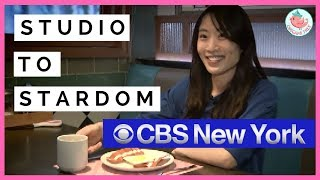 "Watch me THIS SUNDAY on CBS 2 NEWS New York - ""Studio to Stardom"" Airing Jan 28, 2018, 11 PM EST"