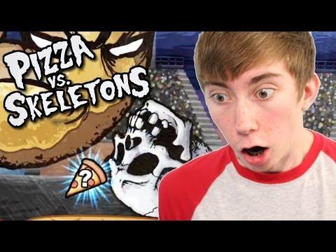 SECRET INGREDIENT - Pizza Vs. Skeletons - Part 10 (iPhone Gameplay Video)