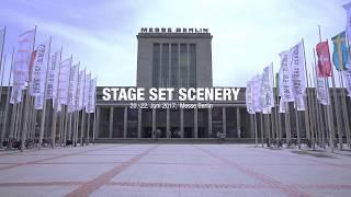 Stage Set Scenery Berlin