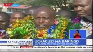 Kamuren anyakua kiti cha ubunge cha Baringo Kusini