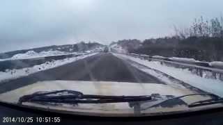 Crazy Car Crashes - Winter Edition 2014