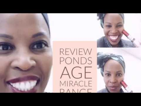 REVIEW: POND'S Age Miracle Range I A Well Heeled Woman Blog