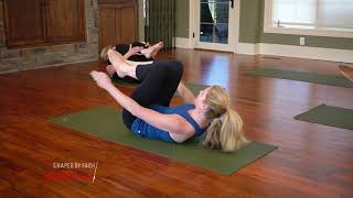 Shaped By Faith Full-length Pilates Workout