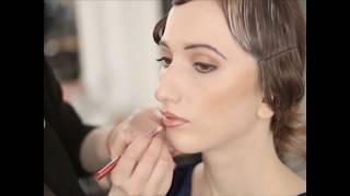 Макияж 1930х годов. Открытый урок по макияжу. 1930s Makeup