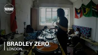 Bradley Zero - Live @ Boiler Room London 2014