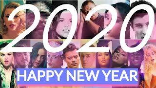 New Year Mix 2020 - Best Music Mashup