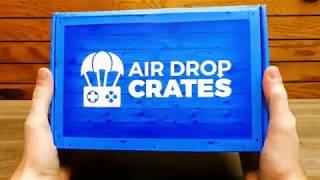 (JUNE 2019) AIR DROP CRATES - Unboxing [FPS]