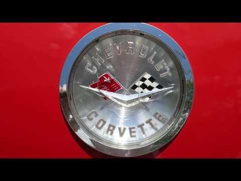 Video of '58 Corvette - QM5E