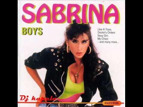 Sabrina - Boys (Remix)